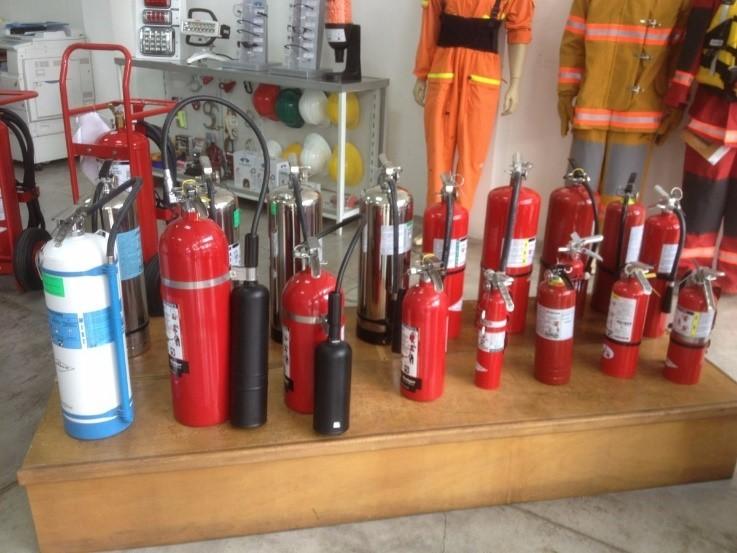 empresas de extintores en Valencia