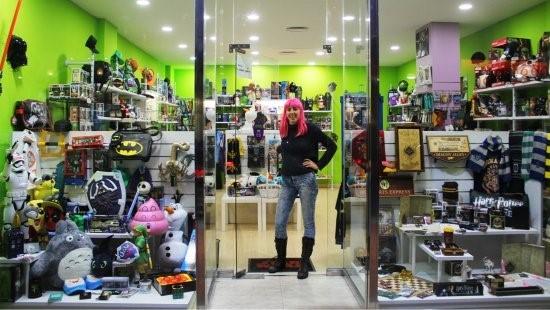 tienda friki Valencia centro