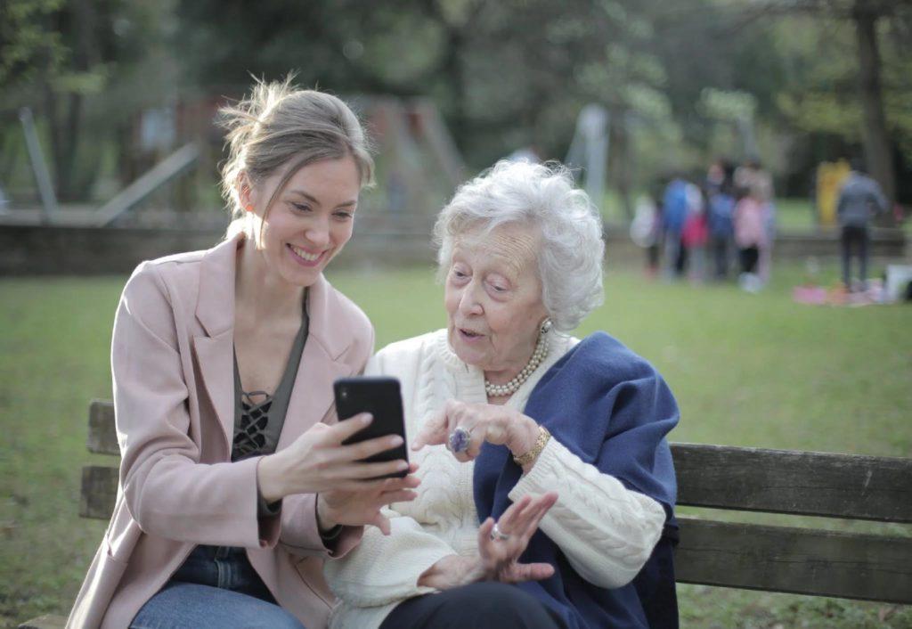 asistencia ancianos a domicilio