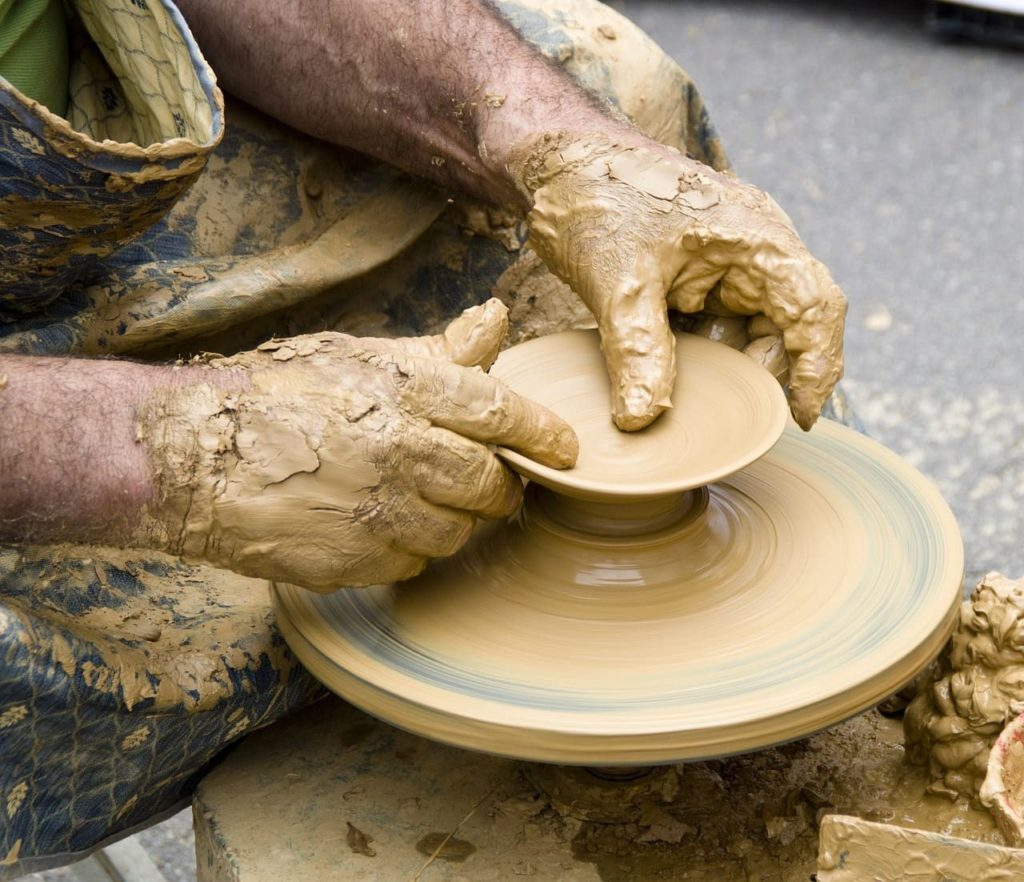 taller ceramica para niños